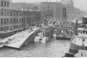 The Eastland disaster: The tragedy that no one remembers