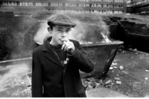 Capturing 1980s Belfast at the height of the Troubles