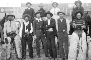 Black And Mexican Cowboys Made Up At Least 25% Of The American West