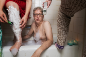 One Photographer's Quarantine Diary with His Mom and Ex-Wife - Feature Shoot